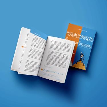 De Endividado a Investidor | <b>E-BOOK</b>